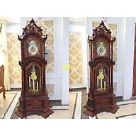Đồng hồ tháp gỗ cẩm lai lớn VIP DH110 thumbnail