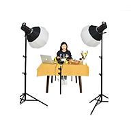 Bộ 2 đèn led quay phim chụp ảnh Triopo XL80 Hàng Chính Hãng thumbnail