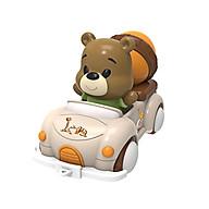 Đồ chơi ô tô đẩy đà xe công trình hình động vật ngộ nghĩnh Royalcare - ô tô trớn đà 822-55A thumbnail