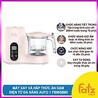 Máy xay, hấp thức ăn, giữ nóng, tiệt trùng điện tử đa năng AUTO 1 Fatz Baby FB9658MX thumbnail