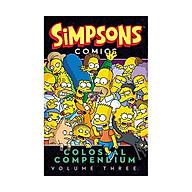 Simpsons Comics Colossal Compendium thumbnail