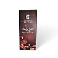 Trầm nụ cao cấp Hoàng Giang - Trầm hương nguyên chất dùng xông phòng, thiền, yoga-Hộp 24 nụ thumbnail