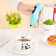 Máy Tạo Bọt Cafe, Đánh Trứng Mini thumbnail