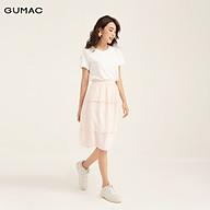 Chân váy rã tùng GUMAC VB1100 thumbnail