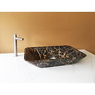 Chậu rửa mặt Lavabo từ đá tự nhiên LCNNY thumbnail