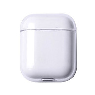 Ốp trong suốt cứng cho Airpods thumbnail