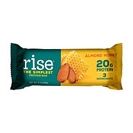 Thanh Whey Protein Bar RISE BAR 20g protein hộp 720g ( 12 thanh ) top 1 thế giới thumbnail