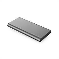 USB3.0 to mSATA SSD Enclosure Portable mSATA Solid State Drive Adapter High Speed USB3.0 SSD Enclosure Silver Gray thumbnail