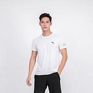 Áo phông thể thao nam Anta chất polyester cao cấp màu trắng 852015102-1 thumbnail