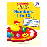 Learning Express K1 Numbers 1 To 10 thumbnail
