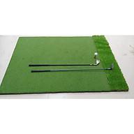 Thảm tập Golf Swing VanDat 110X120 CM thumbnail