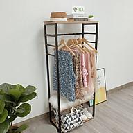 Tủ treo quần áo Phong Cách Hàn Quốc - GM07 thumbnail