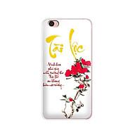 Ốp lưng dẻo cho điện thoại Vivo Y55 - 01116 7933 TAILOC02 - in chữ thư pháp Tài Lộc - Hàng Chính Hãng thumbnail