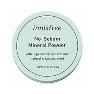 Phấn Phủ Innisfree No Sebum Mineral Powder 5g thumbnail