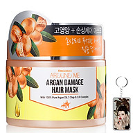 Hấp ủ tóc tinh chất Argan Around Me Damage Hair Mask Hàn Quốc 300g + Móc khóa thumbnail