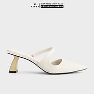 Giày Cao Gót Nữ Mũi Nhọn Đế Vàng HAPAS - CG77122 thumbnail