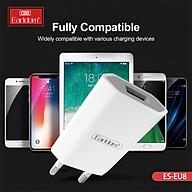 Bộ Sạc 2A dành cho Iphone Ipad chính hãng Earldom - HÀNG NHẬP KHẨU - TẶNG dây treo điện thoại thumbnail