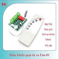Bộ điều khiển quạt Fan-01, điều khiển quạt từ xa thumbnail