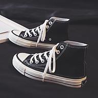 Giày Nữ Vải Ulzzang Cao Cổ Bền Đẹp Siêu Hot MBS201 - Mery Shoes thumbnail