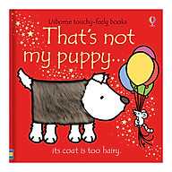 Usborne That s Not My Puppy (Special 20Th Anniversary Edition) thumbnail