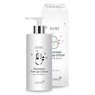 Lotion dưỡng trắng cho mặt và cơ thể KONAD ILOJE Snowwhite (Snowman) Tone up Lotion Face & Body, 250ml thumbnail