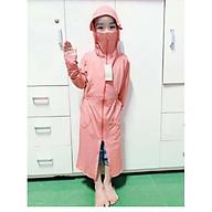 Áo CHOÀNG THÔNG HƠI chống nắng CHO BÉ mềm - mịn - mát thumbnail