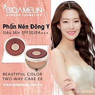 Phấn Nén Đông Y Siêu Mịn SPF30 Pa+++ Số 21 & 23 Bidameun (15g + REFILL 15g) thumbnail