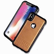 Ốp lưng cho iPhone Xs Max hiệu NUOKU Sharp Leather chống sốc - Hàng nhập khẩu thumbnail