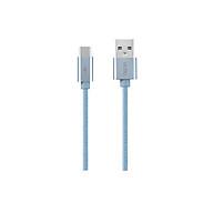 Cáp sạc type C dài 1m tích hợp giá đỡ Zoo Type C - Charging & Data Cable Actto TC-18 - Hàng chính hãng thumbnail