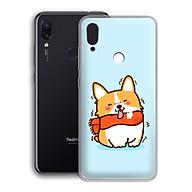 Ốp lưng dẻo cho điện thoại Xiaomi Redmi Note 7 Pro - 01235 7869 DOG01 - Hàng Chính Hãng thumbnail