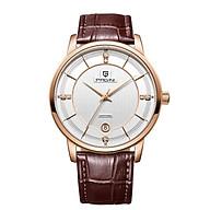 Đồng hồ nam PAGINI cao cấp chống nước - Mặt kính tráng sapphire chống xước - Phong cách sang trọng - Lịch lãm thumbnail