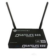 Đầu TV Box Safelife S2G - 7.1 ( Hàng chính hãng ) thumbnail