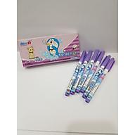 Bộ 10 Bút lông kim Thiên Long TÍM - Doraemon FL-08 DO thumbnail