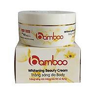 BAMBOO BODY WHITENING BEAUTY CREAM 200ml thumbnail
