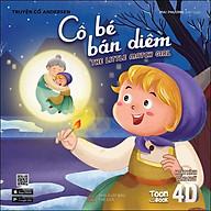 Cô Bé Bán Diêm (Hoạt Hình Song Ngữ 4D) thumbnail