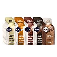 Gel Năng Lượng GU Energy - Mixed Box - Hộp 24 Gói (Vị Nguyên Bản) (Giao vị ngẫu nhiên) thumbnail
