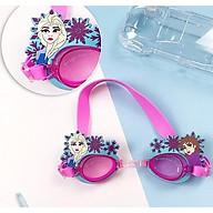 Kính bơi bé gái hoạt hình an toàn và bảo vệ mắt thumbnail