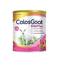 2 Hộp Sữa dinh dưỡng COLOSGOAT KID PLUS 1 - 400g thumbnail