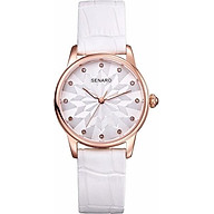 Đồng hồ nữ SENARO SAR3069L.MWW.2 - Hàng chính hãng thumbnail