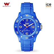 Đồng hồ Unisex Ice-Watch dây silicone 40mm - 000135 thumbnail