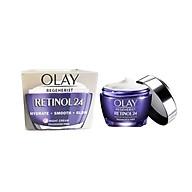 Kem dưỡng Olay Regenerist Retinol 24 Night Moisturiser 50 ml (Bill Anh) thumbnail