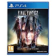 Đĩa Game Ps4 Final Fantasy XV Royal Edition - Hàng nhập khẩu thumbnail