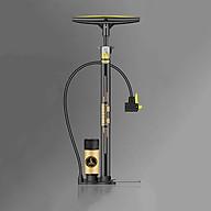 Bơm hơi xe đạp, xe máy, bơm bóng áp lực 150PSI 2 đầu van thay thế thumbnail