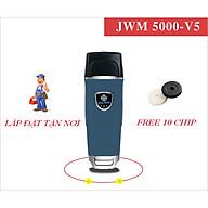MÁY TUẦN TRA BẢO VỆ JWM 5000-V5- TẶNG 10 CHIP VÀ PHẦN MỀM - HÀNG CHÍNH HÃNG thumbnail