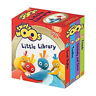 Twirlywoos Little Library thumbnail