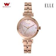Đồng hồ Nữ Elle dây thép không gỉ 30mm - ELL21011 thumbnail