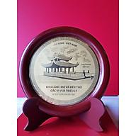 Tranh quà tặng lưu niệm để bàn, Lăng thờ các vua triều nhà lý-QT12 thumbnail