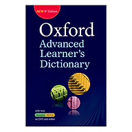 Oxford Advanced Learner s Dictionary Hardback + DVD + Premium Online Access Code (includes Oxford iWriter) (9th Edition) thumbnail