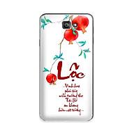Ốp lưng dẻo cho điện thoại Samsung Galaxy J7 Prime - 01053 7930 LOC01 - in chữ thư pháp LỘC - Hàng Chính Hãng thumbnail