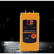 Thiết bị đo độ ẩm của gỗ đo nhanh, chính xác ( Tặng kèm 01 móc khóa tô vít ba chức năng trong một ) thumbnail